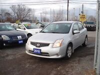 2010 Nissan Sentra CERTIFIED-XTRONIC POWER GROUP AUTO CLEAN CARP