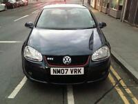 Vw Golf 1.9 TDI Manual 116K GTI front