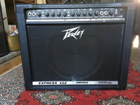 Peavey Expess 112 amplifier 60 watt combo with reverb