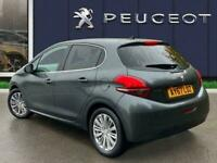 2017 Peugeot 208 1.2 PURETECH 82PS ALLURE 5DR Hatchback PETROL Manual
