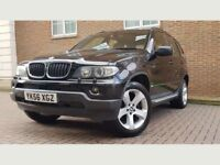 BMW X5 3.0 d Sport SUV 5dr Diesel Automatic (( WARRANTED MILEAGE+11 MONTHS MOT))