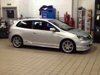 Honda Civic Type R EP3 2005