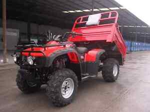 AG Boss 250cc Cargo Farm Quad / ATV / Tipper $4499 *Free Delivery Nowra Nowra-Bomaderry Preview