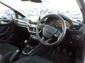 2018 Ford Fiesta 1.0t Ecoboost Titanium Hatchback 3dr Petrol Manual s/s 100 Ps H