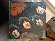 Beatles Rubber Soul Parlophone