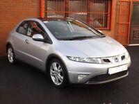 2010 Honda Civic 2.2 CDTI ES, Panoramic Glass Roof - FSH - Fresh 1 Years MOT - High Spec -Very Clean
