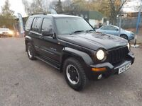 Jeep Cherokee limited CRD 2004 Comes with 3 Months warranty