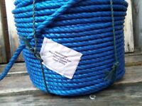 blue polly 10mm rope 220mtr