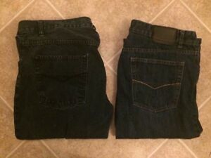 2 Pairs of Men's Bluenotes Jeans