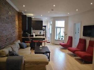 Room sublet in a cozy & modern apartment for July and Aug