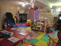 In Home Daycare 1# Spaces going Fast!
