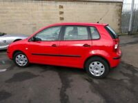 2002 VW POLO 1.4 Manual 5Doors With 12 Month MOT PX Welcome