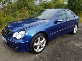 1 Previous Owner! Mercedes-Benz C180 Kompressor*Automatic*Leather*Sport Pack**Beautiful Throughout**
