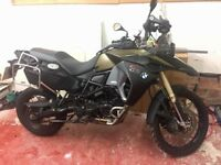 BMW F800GS Adventure TE ABS - Limited Edition - Kalamata