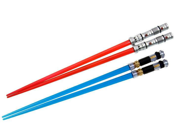Kotobukiya Star Wars Lightsabers Chopsticks Darth Maul & Obi-Wan Set USA Seller