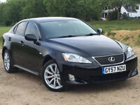 Automatic -- Lexus IS 250 SE L -- NAVIGATION -- LEATHER Seats -- TOP SPEC -- Part Exchange OK