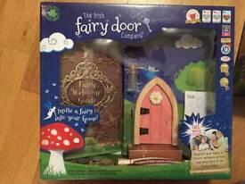 Pink Fairy Door BRAND NEW