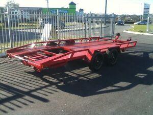 Car transporter heavy duty 3400kg bosustow.com Jandakot Cockburn Area Preview