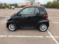 Smart fortwo 2012 1.0 MHD Passion Softouch 2dr