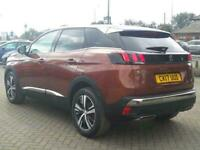 2017 Peugeot 3008 1.6 BLUEHDI 120PS GT LINE 5DR Estate DIESEL Manual