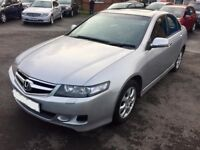 Honda Accord Saloon 2008 MK 7 Facelift 2.2 i CTDi EX 4dr very cheap cheapest in the UK