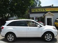 2009 Acura MDX SH-AWD Auto, Leather htd seats, roof,V6