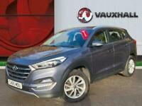 2016 Hyundai Tucson 1.7 CRDI BLUE DRIVE SE NAV 5DR 4x4 DIESEL Manual