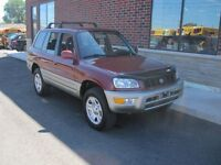 Wow 1999 Toyota RAV4 $2,999 .00 certifified & emissioned