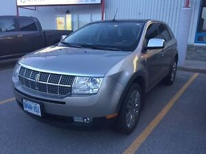 2008 Lincoln MKX SUV, Crossover