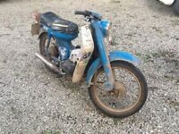 Yamaha V50 1969 Tax and Mot Exempt