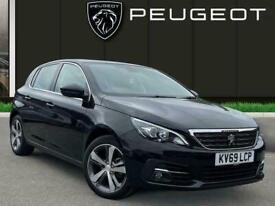 image for 2019 Peugeot 308 1.2 Puretech Gpf Allure Hatchback 5dr Petrol Manual s/s 130 Ps