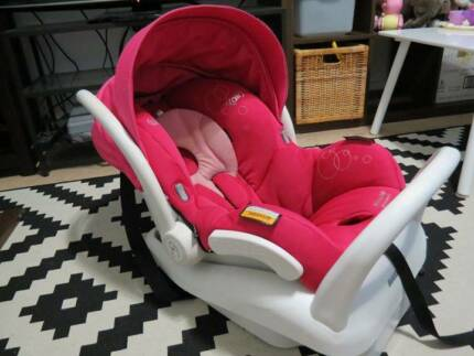 Maxi Cosi Mico AP Air Hot Pink & White