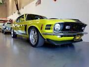 1970 FORD MUSTANG (SHOWROOM CONDITION) Redcliffe Redcliffe Area Preview