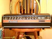 Randall RB120 Bass/guitar head 120 watts fully working no issues