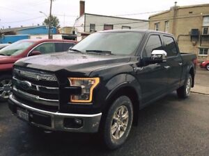 2015 Ford F-150 SuperCrew lariat with technology package