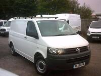 Volkswagen Transporter 2.0 Tdi 84Ps Van DIESEL MANUAL WHITE (2013)