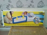 Tomy fold down bed guard (blue)