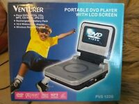 Portable dvd player - (used)