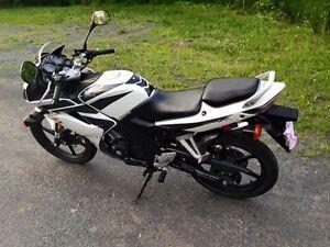 2008 Honda CBR 125cc
