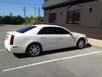 2007 cadillac sts4 awd for trade