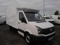 Volkswagen Crafter 2.0 Tdi 136Ps Chassis Cab DIESEL MANUAL WHITE (2014)