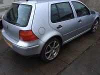 2002 Vw Mk4 Golf S Tdi Pd100