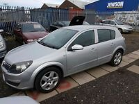 2005 Vauxhall Astra Club Automatic 1.8 5 Door - 80912 Genuine Miles - 3 Owners - Service History