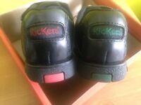 Toddler boy size 5 kickers