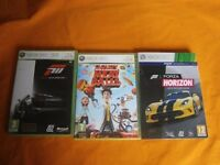 FOR SALE XBOX 360 GAMES