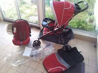 Graco DynamoLite travel system