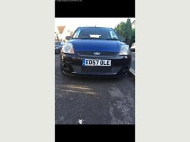 Ford Fiesta 1.25 Style Climate 3dr - perfect first car!