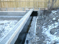 FOR ECONOMICAL CONCRETE WORK - PLEASE CALL 403-671-8104