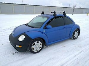 2001 Volkswagen Beetle 5 SPEED TURBO DIESEL * INSPECTED * RARE*