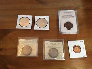 Canadian Key Date coins. Investment coins